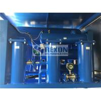 Wholesale Weather Proof Type Bipolar Vacuum Transformer Oil Purifier Machine 12000Liters/Hour from china suppliers
