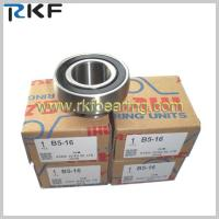 Wholesale Japan ASAHI B5-16 Bearing Steel Material Rubber Seal Ball Spherical Roller Insert Bearing from china suppliers