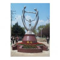 Wholesale stainless steel sculpture for garden decoration (30 years factory) from china suppliers