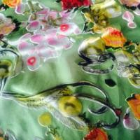 Wholesale 2016 New Design Burnout Silk Velvet Printed Fabrics in China Manufacturers from china suppliers