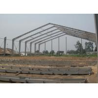 Wholesale Pre Engineered Light Steel Structure Workshop Durable With Single Layer Floor from china suppliers