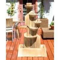 Wholesale White Marble Garden 3 Tiers Modern Stone Water Fountain from china suppliers