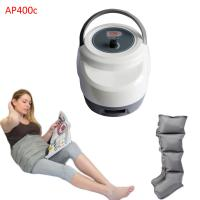 Wholesale Sequential Air Compression Leg Massager Treament Time 10/20/30 Mins Home Use from china suppliers