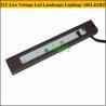Buy cheap 12V led Rail Stone Cap light Kichle LED Hardscape Light 12V LED Under Rail Light for landscape lighting from wholesalers