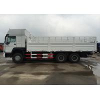 Quality Light Goods HOWO Economic Cargo Vehicles 25 Tons 6X4 LHD Euro 2 290 HP Two Berth for sale