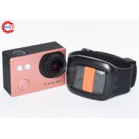 Wholesale Mini HD Sports Camera 1080p , Camcorders Action Camera WIFI Underwater 30m from china suppliers