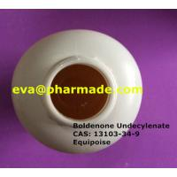 Wholesale Buy Boldenone Undecylenate Yellowish oily liquid Steroid  Buy Equipoise From Orderoids from china suppliers