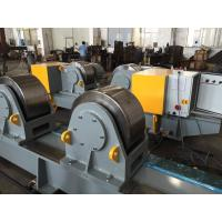 Wholesale Double Drive Matel Wheel Conventional Welding Rotator With 150T Capacity CE from china suppliers