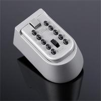 Wholesale Home Storage Metal Push Button Key Lock Box For Door Handle OEM Sevice from china suppliers