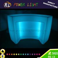 Quality Illuminated Palstic LED Round Bar Section for sale