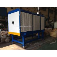 80 - 500 kg/h PET flakes / granules infrared crystal dryer machine