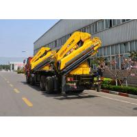 Wholesale 14T Mobile cargo crane truck knuckle boom Safety Transportation from china suppliers