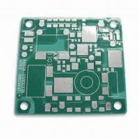 Wholesale Single Side PCB with HASL Surface Finish, Green Solder Mask and 3.0oz Copper Thickness from china suppliers