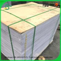 Wholesale China factory direct sale 500gsm 700gsm 800gsm lightweight grey chip board for Furniture Wardrobe from china suppliers