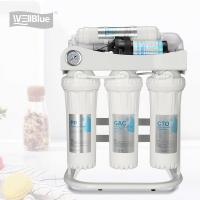 Wholesale Under Sink 50G Reverse Osmosis Water Purifier With 5L Tank Water Dispenser from china suppliers