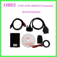 Wholesale FVDI AVDI ABRITES Commander Brief Introduction from china suppliers