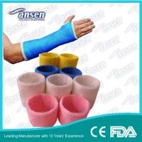 Wholesale Medical Bandage Plaster updated products casting tape from china suppliers