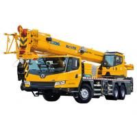 Wholesale Energy Efficient mobile crane truck , telescopic truck boom crane XCT25L5 from china suppliers