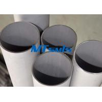 Wholesale ASTM A312 / ASME SA312 Seamless Stainless Steel Tube For Chemical Industry from china suppliers