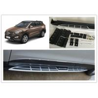 Wholesale OE Style Side Step Bars for Hyundai Santafe 2013 2014 IX45 Vehicle Spare Parts from china suppliers