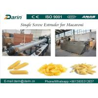 Wholesale High Efficiency Antomatic Macaroni / Pasta Making Machine With Siemens PLC & Touch Screen from china suppliers