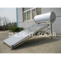Quality Non Pressure Flat Plate Collector Solar Water Heater for sale