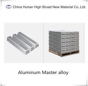 Wholesale Zn 20%  Zinc Aluminium Master Alloy AlZn20% Alloy Waffle Ingot from china suppliers