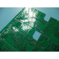 Quality HASL Multilayer PCB Green Solder Mask Panel PCB V-cut Routing PCB Inner Layer 0.5oz FR4 for sale
