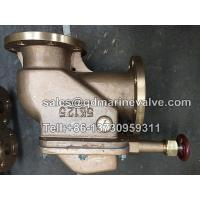 Wholesale Bronze Angle Storm Valve,F3059,F3060 Vertical Storm Valve from china suppliers