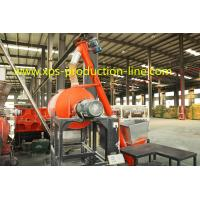 Wholesale Single Screw XPS Production Line 135 / 150 For Extruded Polystyrene Insulation Board from china suppliers