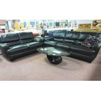 Quality real leather sofa set HD-255 for sale