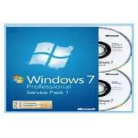 Wholesale Software Professional OEM Microsoft Update Windows 7 100% Online Activate from china suppliers