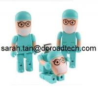 Wholesale Wholesale All Kinds of Plastic Robot/People USB Flash Drive, Customized Figures Available from china suppliers