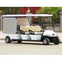 Buy cheap 48V Electric Utility Golf Cart With Rack on Roof For Hotel Room Service from wholesalers