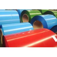 Wholesale Waterproof Color Coated Aluminum Coil For Wall Cladding Trailer Body from china suppliers