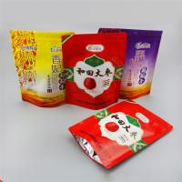 Wholesale Aluminum Foil  + PET + PE Stand Up Ziplock Bags For Dried Red Dates Packaging from china suppliers