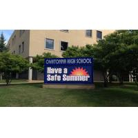 Quality New design  P10 led sign for outdoor use with for advertising use and easy installation for sale