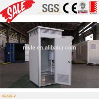 Wholesale PORTABLE DUNNY - portable toilet TEMPORARY BUILDERS TOILET Or SHED from china suppliers