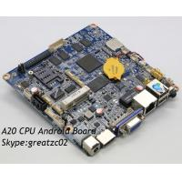 Wholesale Onboard WIFI Android Motherboard , Industrial Onboard CPU Motherboard Fanless from china suppliers