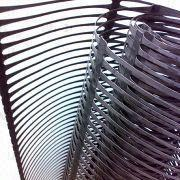 Wholesale plastic uniaxial  geogrid from china suppliers