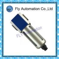 "Wholesale Air Filter Air Preparation Units Pneumatic Component Air Filter  GF300-08 1/4"" Aluminum alloy from china suppliers"