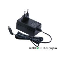 Wholesale 50hz - 60hz Universal Power Adapter 12V 2A 2000mA Two Round Pin EU Plug 24w Ac Dc from china suppliers