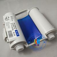 Wholesale color thermal ribbon cartridge  120mm*50m  compatible Max bepop printer CPM-100 HG 3C from china suppliers