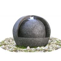 Quality Resin Material Sphere Water Fountain Outdoor With CE / GS / TUV / UL Certificate for sale