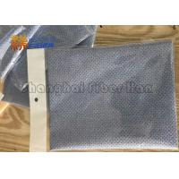 Wholesale 280gsm Chamois Leather Cleaning Cloth With Micro Sea Island Fiber Raw Material from china suppliers
