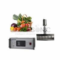 Wholesale UFC350 Ultrasonic Vegetables Pastry Cutting Machine 7.5kg High Power from china suppliers