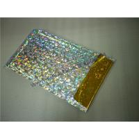 """Wholesale Holographic Poly Mailers , 9.5""""X14"""" #4 Colored Bubble Wrap Mailers from china suppliers"""