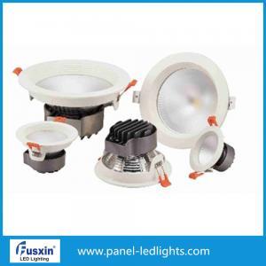 Wholesale Alu Flexible 5w 6w 7w 8w 9w 10W 11w 12W 15w Adjustable Recessed COB Spot Led Down Lights from china suppliers