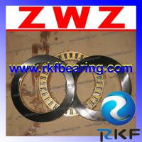 Wholesale China High Precision ZWZ Thrust Roller Bearing With Brass Cage ZWZ 81112 Bearing from china suppliers