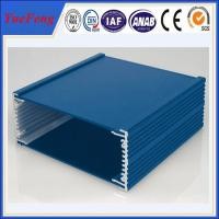 Wholesale aluminum extrusion factory, aluminum channel price supplier, aluminum enclosure profiles from china suppliers